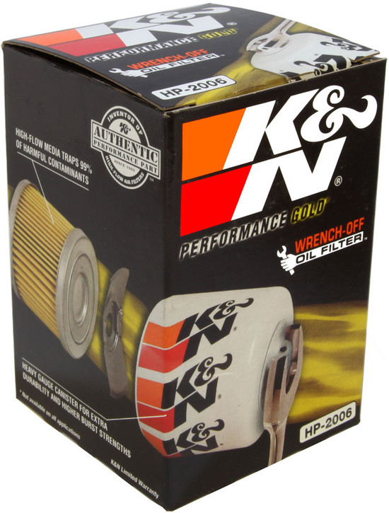 K&N HP-2006 Engine Oil Filter 1977-1979 Cadillac DeVille