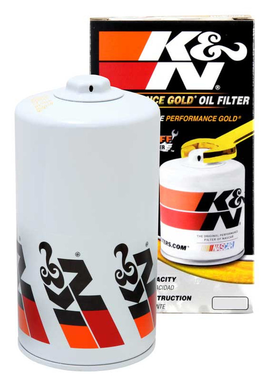 K&N HP-4005 Engine Oil Filter 2011-2013 Ford F650