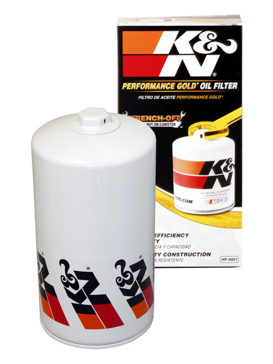 K&N HP-6001 Engine Oil Filter 1994 Ford F-250