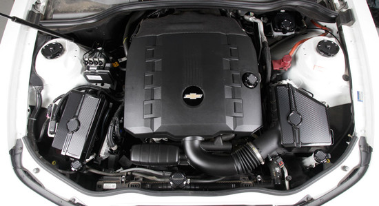 Spectre 42781K Engine Dress Up Kit 2010-2015 Chevrolet Camaro