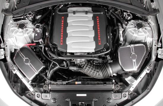 Spectre 42782 Engine Dress Up Kit 2016-2018 Chevrolet Camaro