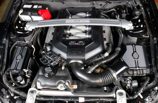 Spectre 42980K Engine Dress Up Kit 2011-2014 Ford Mustang