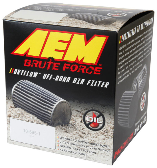 AEM Induction 21-201BF-H SPECIAL ORDER AEM DryFlow Fltr