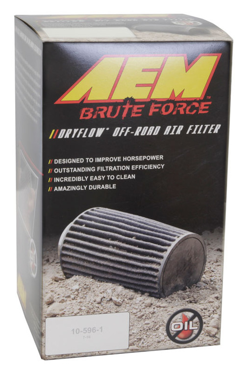 AEM Induction 21-2019BF SPECIAL ORDER AEM DryFlow Fltr