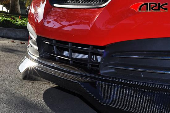 ARK Performance C-FX BODY KIT: Front Lip/Bumper CFXL-0700