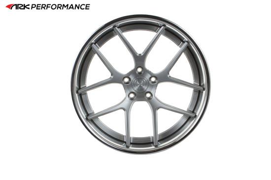 ARK Performance ARK-287R CASTWHEEL.  SIZE: 19X9.5 OFFSET(ET): 22 PCD: 5X114.3 CENTERBORE: 73.1/Wheel CW287R-1995.22HS