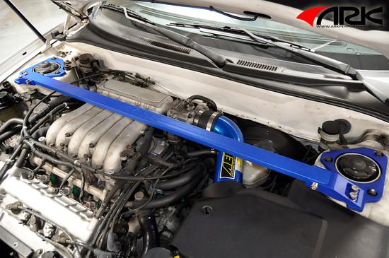 ARK Performance STRUT BAR: COLOR: BLUE/Suspension Strut ST0702-0102FL