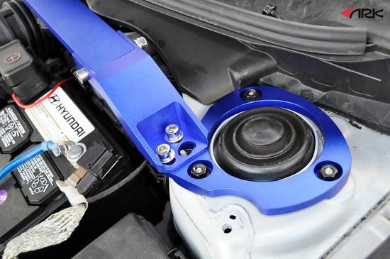 ARK Performance STRUT BAR: COLOR: BLUE/Suspension Strut ST0703-0112FL