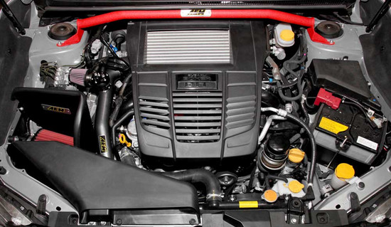 AEM Induction 29-0011WR Strut Bar