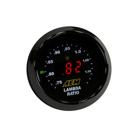 AEM Electronics 30-4110NS Air / Fuel Ratio Gauge