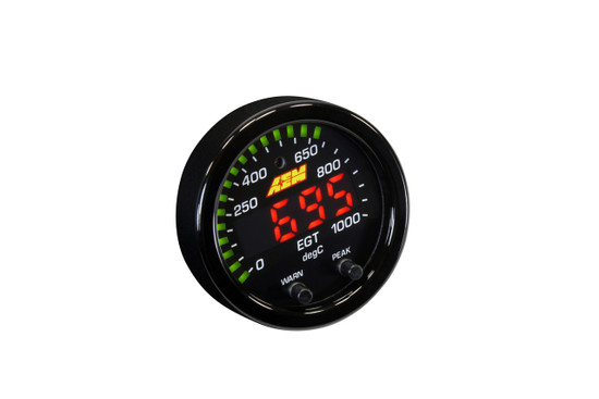 AEM Electronics 30-0305 Boost / Pyrometer Gauge
