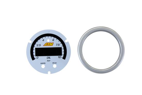 AEM Electronics 30-0307-ACC Instrument Trim Ring Set