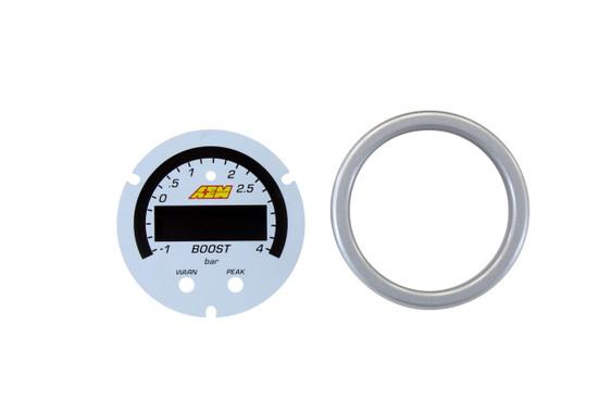 AEM Electronics 30-0308-ACC Instrument Trim Ring Set