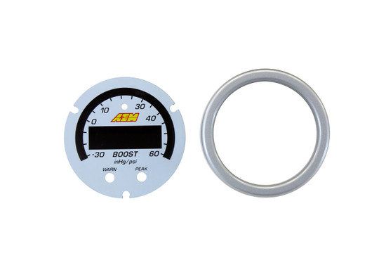 AEM Electronics 30-0308-ACC Instrument Trim Ring Set