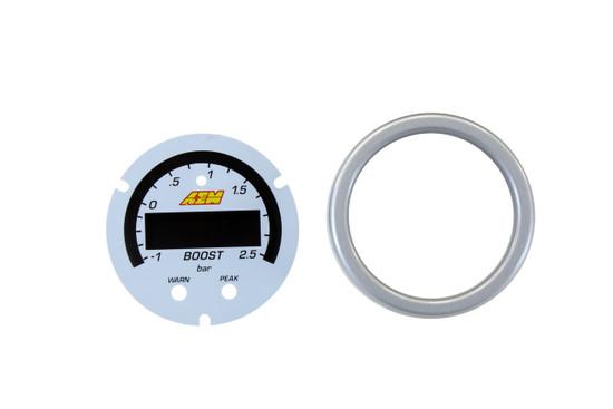 AEM Electronics 30-0306-ACC Instrument Trim Ring Set