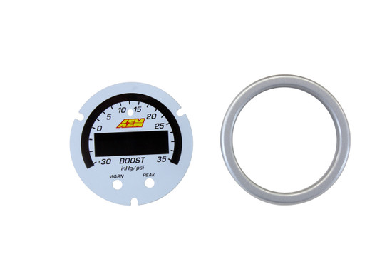 AEM Electronics 30-0306-ACC Instrument Trim Ring Set