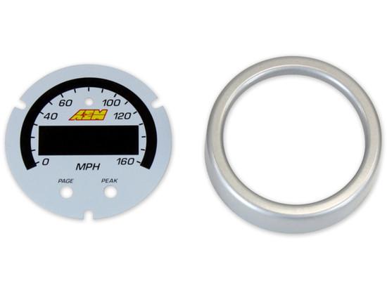 AEM Electronics 30-0313-ACC Instrument Trim Ring Set