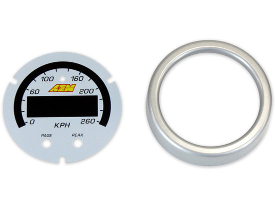 AEM Electronics 30-0313-ACC Instrument Trim Ring Set