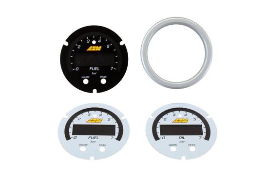 AEM Electronics 30-0301-ACC Instrument Trim Ring Set