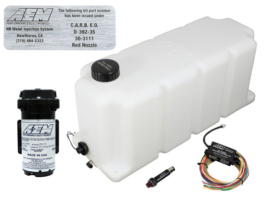 AEM Electronics 30-3111 Water Injection System Kit