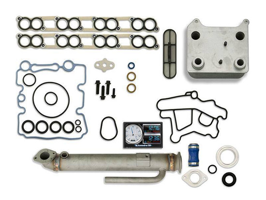 Sinister Diesel SD-BS-6.0-EGRC-RC-5015 Engine Oil Cooler Kit