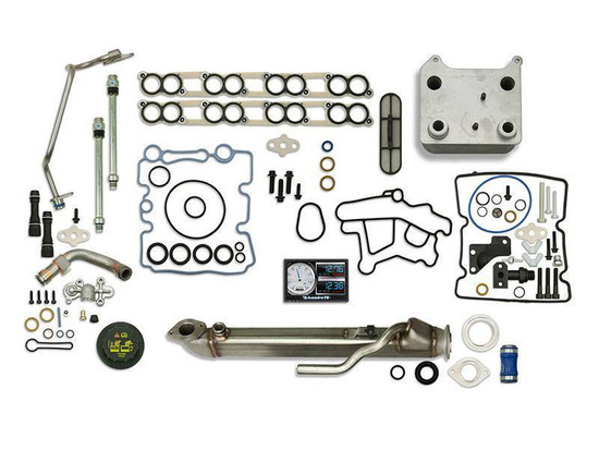 Sinister Diesel SD-BS-6.0-EGRC-SC-5015-UK-05 Engine Oil Cooler Kit