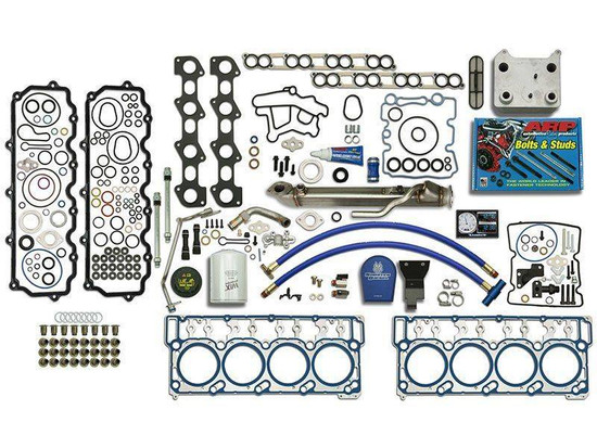 Sinister Diesel SD-CS-6.0-EGRC-SC-20-FG-CF-UK-05-5015-HU Engine Top End Kit