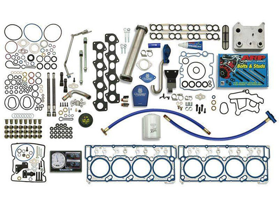 Sinister Diesel SD-CS-6.0-EGRD-18-FG-CF-UK-05-5015-HU Engine Top End Kit
