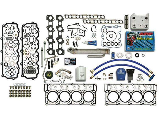 Sinister Diesel SD-CS-6.0-EGRC-RC-20-CF-UK-03-5015-HU Engine Top End Kit