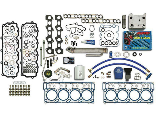 Sinister Diesel SD-CS-6.0-EGRC-RC-20-FG-CF-UK-03-5015-HU Engine Top End Kit