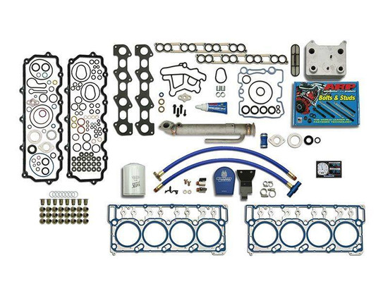 Sinister Diesel SD-CS-6.0-EGRC-RC-18-FG-CF-5015-HU Engine Top End Kit