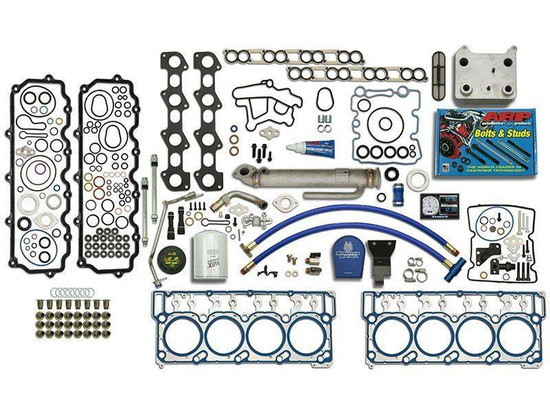 Sinister Diesel SD-CS-6.0-EGRC-RC-18-FG-CF-UK-05-5015-HU Engine Top End Kit