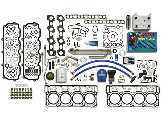 Sinister Diesel SD-CS-6.0-EGRC-RC-20-CF-UK-05-5015-HU Engine Top End Kit