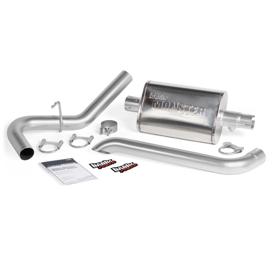Banks Power 51360 Exhaust System Kit