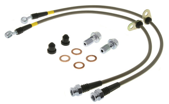 950.02500 StopTech Stainless Steel Brake Line Kit