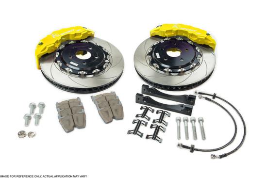 "Ksport BKAC021-961SO 400mm/15.7"" Front Big Brake Kit 1997-2001 Acura Integra DC2 Type R 5x114.3"
