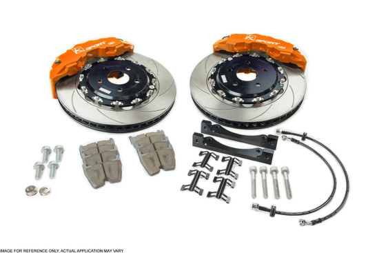 E-Coated Slotted Drilled Rotors + Ceramic Pads Fits: 2003 03 2004 04 Nissan Murano KT008281 Max Brakes Front Elite Brake Kit