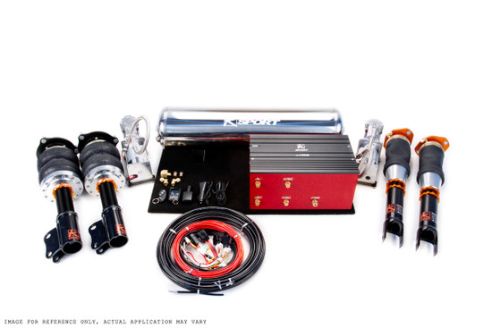 Ksport CFE040-AEX Air Suspension Kit/Air Bags 2008-2014 Ferrari California