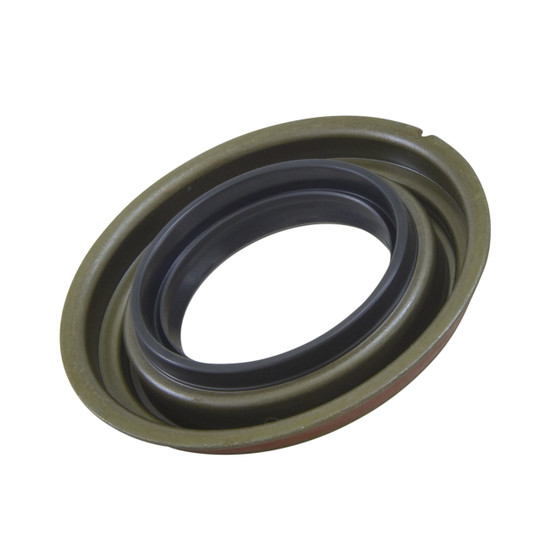 Yukon Gear YMS710563 Yukon Mighty Axle Seal Fits DRW AAM 11.5''. Yukon Mighty  Seals use the latest manufacturing technologies for maximum fluid retention for years of service and long life.