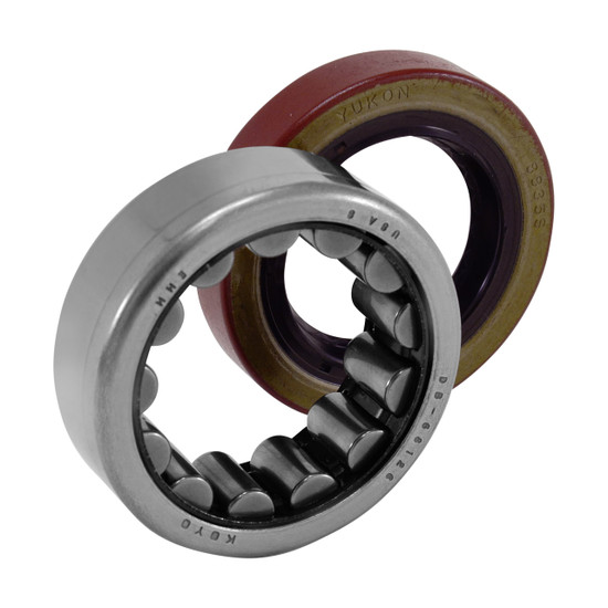 Yukon Gear AK 1561FD Axle Bearing/Seal Kit Includes bearing and seal for R1561TV applications in Ford and Dodge. 2.985'' bearing O.D.