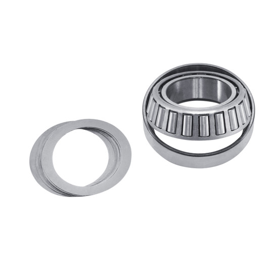 Yukon Gear CK D30 Carrier Bearing Kit Fits Dana 30. Includes Timken carrier bearings and races and carrier shim kit.