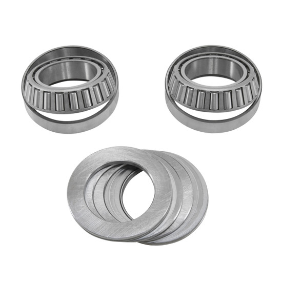 Yukon Gear CK F8.8 Carrier Bearing Kit Fits Ford 8.8''. Includes Timken carrier bearings and races and carrier shim kit.