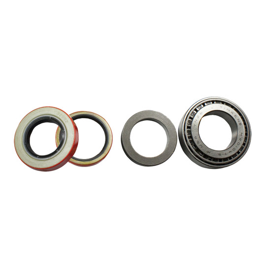 Yukon Gear AK C8.75-OEM Axle Bearing/Seal Kit Fits Chrysler 8.75''. Includes Set7 axle bearing and inner and outer axle seal.