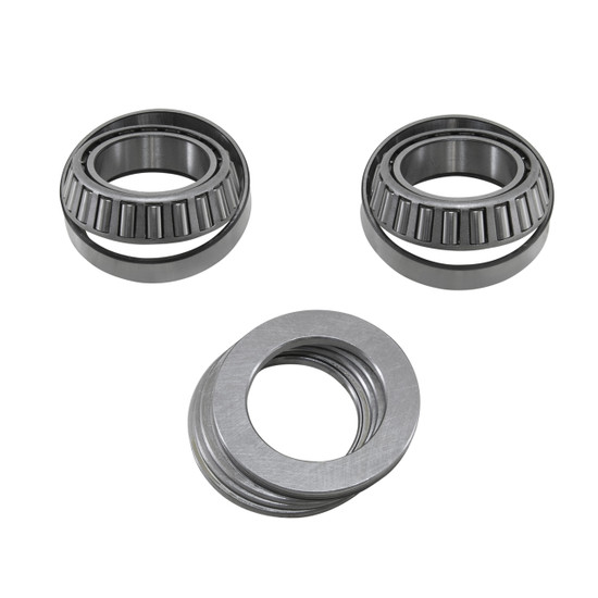 Yukon Gear CK M35-30 Carrier Bearing Kit Fits AMC Model 35 with 30 spline axles. Includes Timken carrier bearings and races and carrier shim kit.