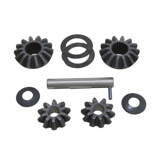 Yukon Gear YPKD30-S-27 Spider Gear Set Fits Dana 30 standard open differenital.Yukon spider gear sets and clutch kits are manufactured to meet or exceed OE spefications for years of long life.