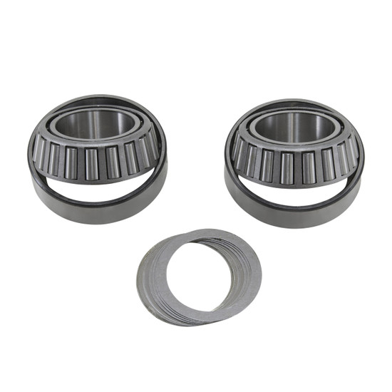 Yukon Gear CK D60 Carrier Bearing Kit Fits Dana 60. Includes Timken carrier bearings and races and carrier shim kit.