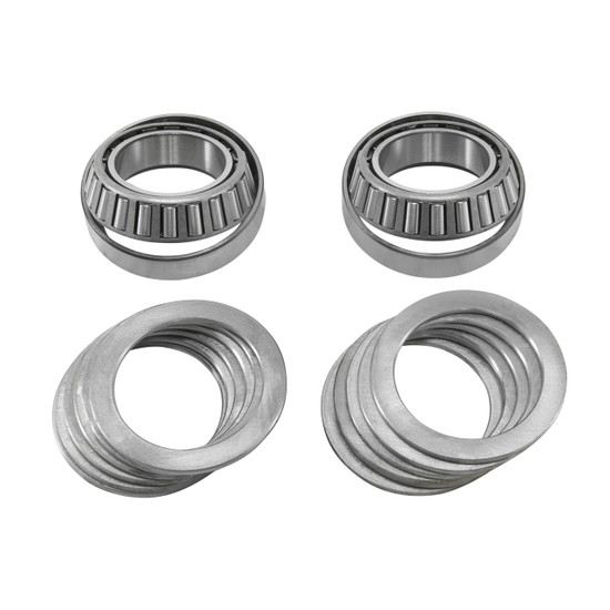 Yukon Gear CK D44HD Carrier Bearing Kit Fits Dana 44HD. Includes Timken carrier bearings and races and carrier shim kit.