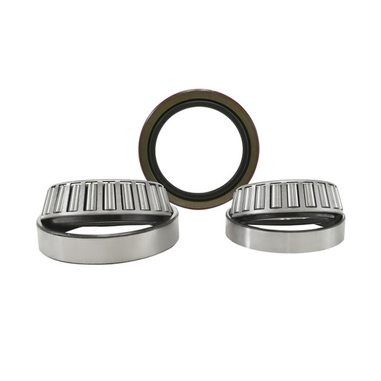 Yukon Gear AK CD60 Axle Bearing/Seal Kit Fits '94-'02 Dodge Dana 60 and 70U rear. Includes inner and outer bearing and race and axle seal.