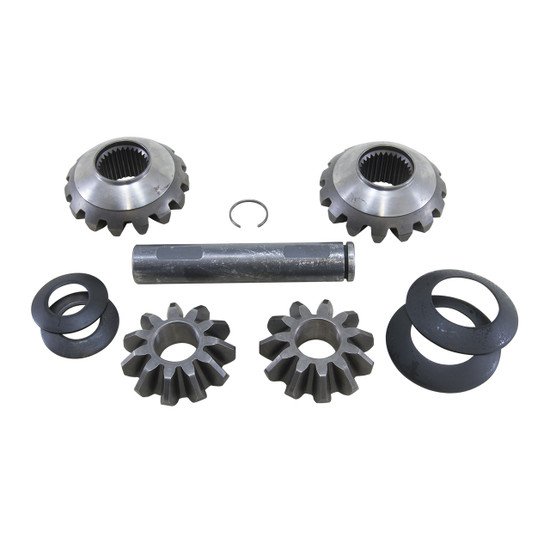 Yukon Gear YPKC11.5-S-30 Spider Gear Set Fits AAM 11.5'' standard open differential.Yukon spider gear sets and clutch kits are manufactured to meet or exceed OE spefications for years of long life.