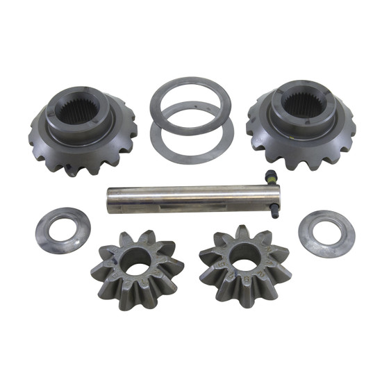 Yukon Gear YPKF9.75-S-34 Spider Gear Set Fits Ford 9.75'' standard open differential.Yukon spider gear sets and clutch kits are manufactured to meet or exceed OE spefications for years of long life.